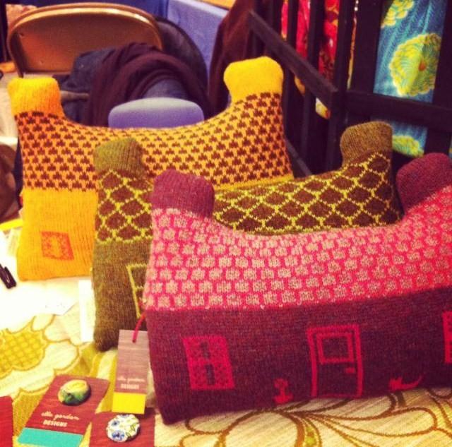 croft hoose cushions