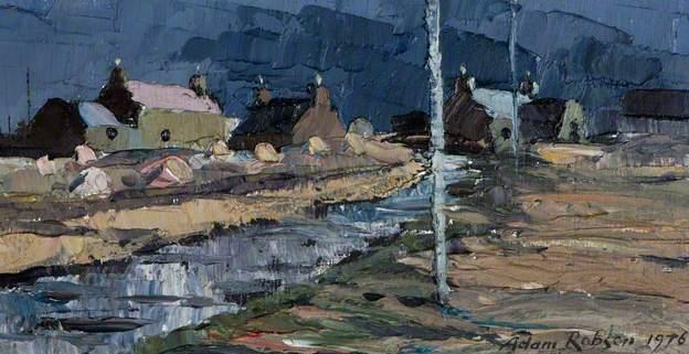 A Shetland Townshipby Adam Robson