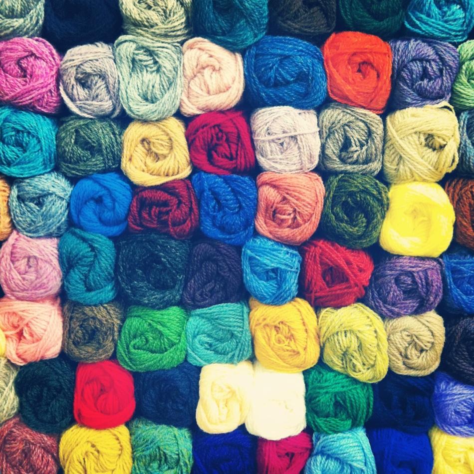wool at work