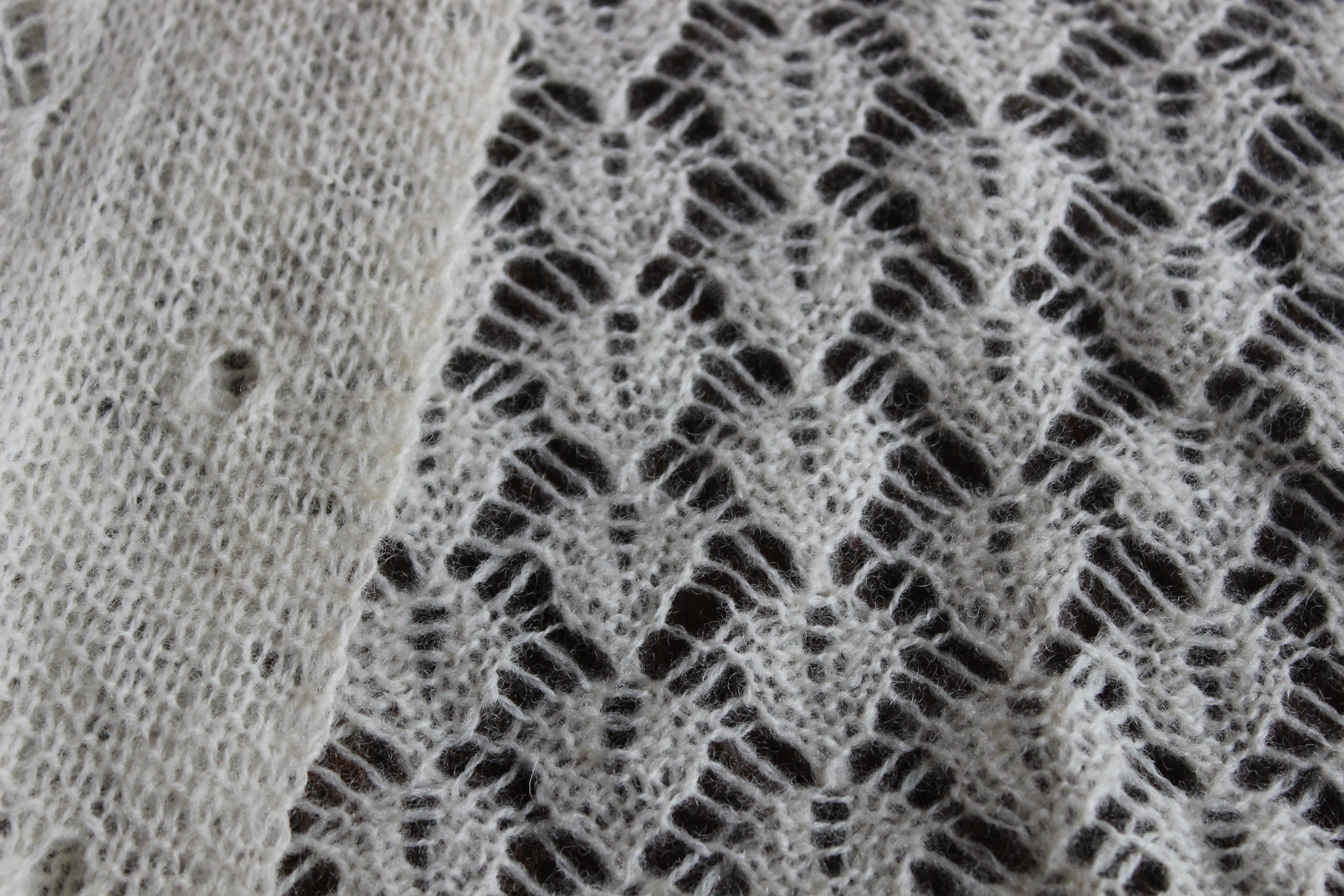 Lace cardigans ella gordon although it feels and looks like cobweb 1ply wool when you look closely it is a very fine 2ply with a complicated all over lace pattern bankloansurffo Images