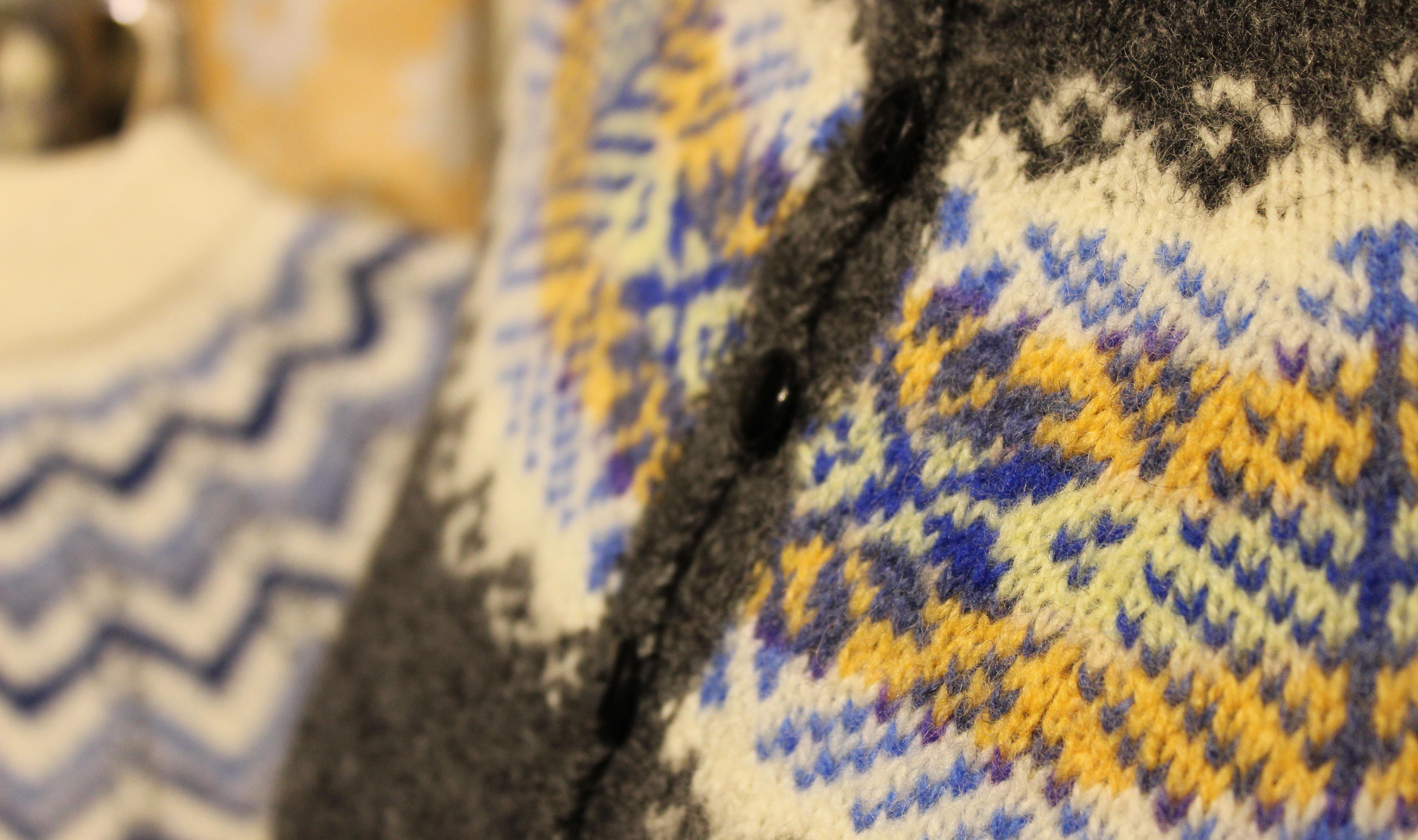 Knitting Oils : Oil knitting ella gordon