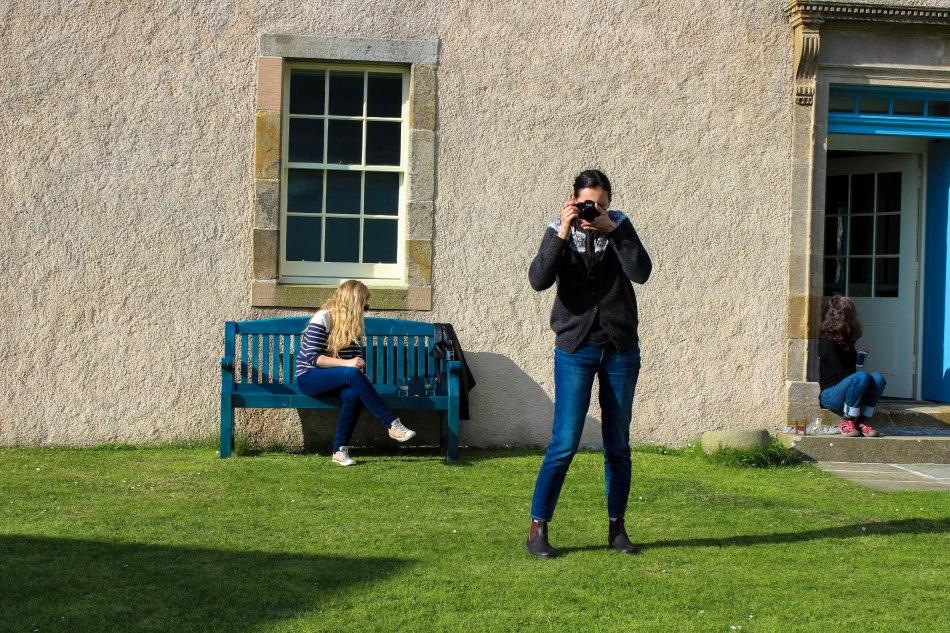Vivian, Mary Jane and the brilliant photographer Kathy
