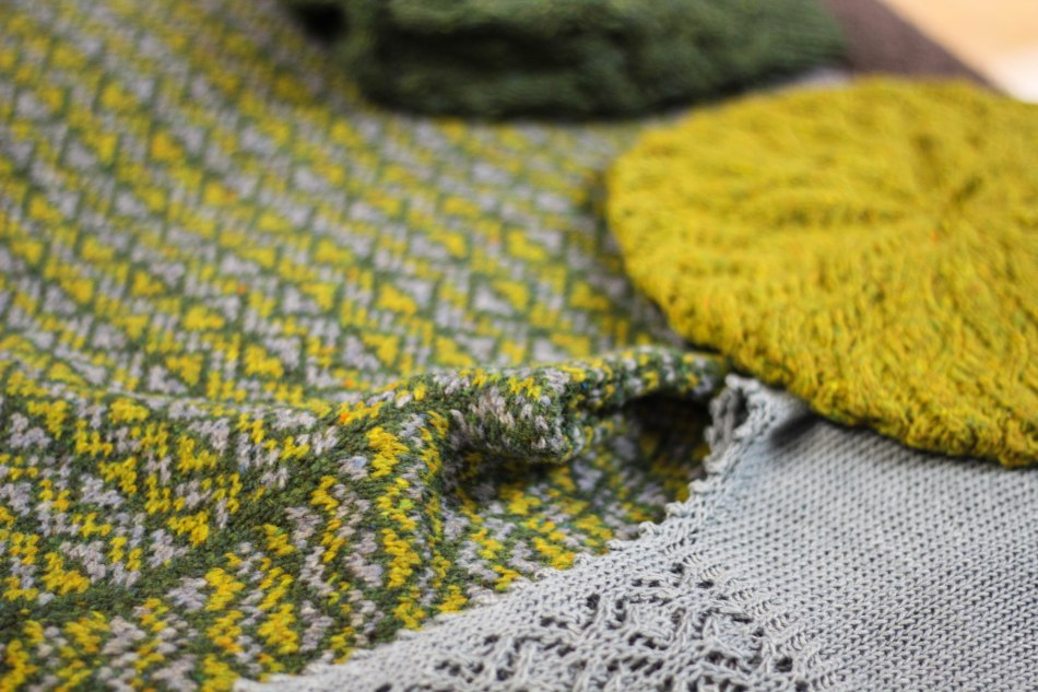 Samples from Gudruns Trunk Show