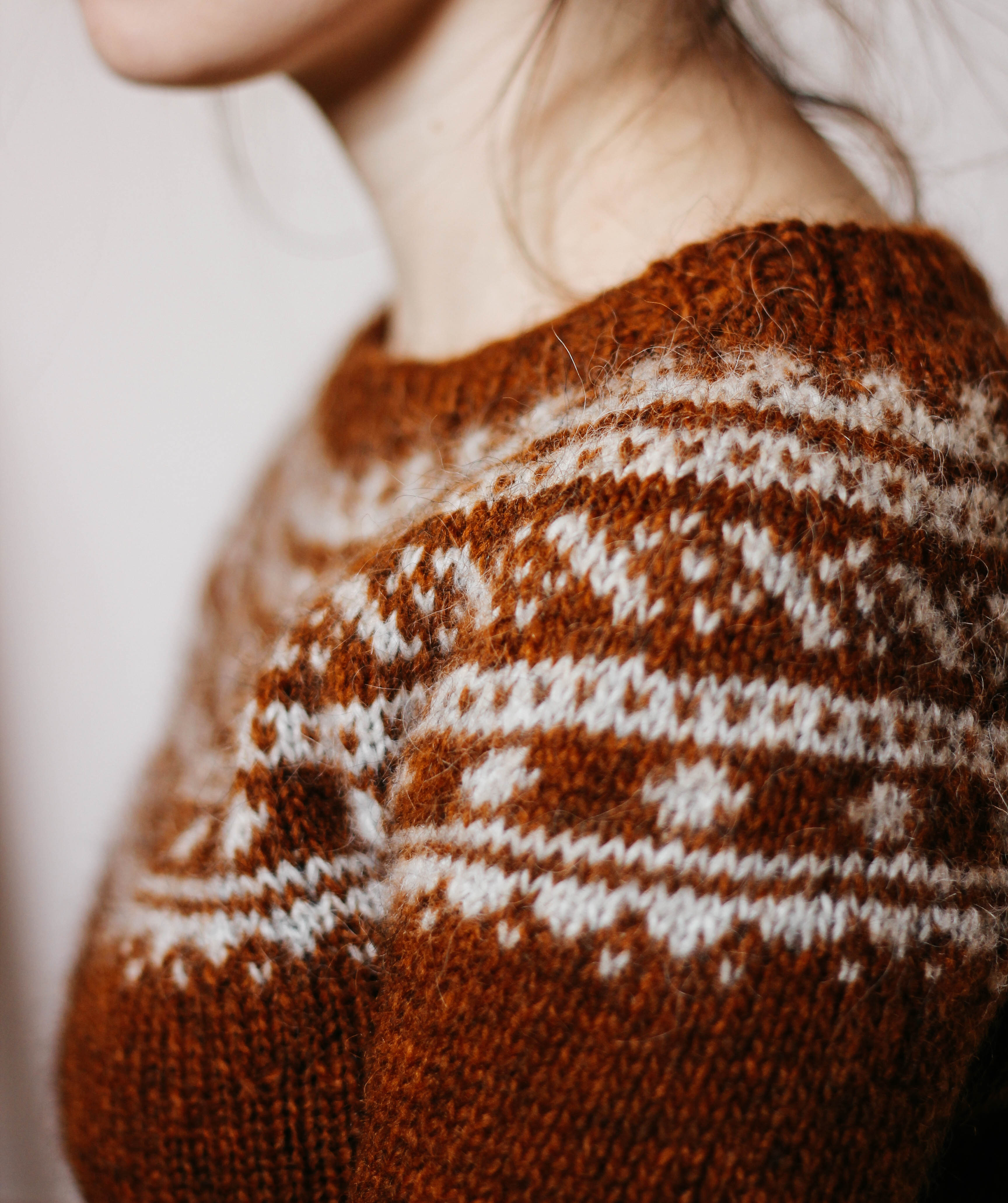 Ella Gordon Lett Lopi!   pattern   Pinterest   Fair isles, Crochet ...