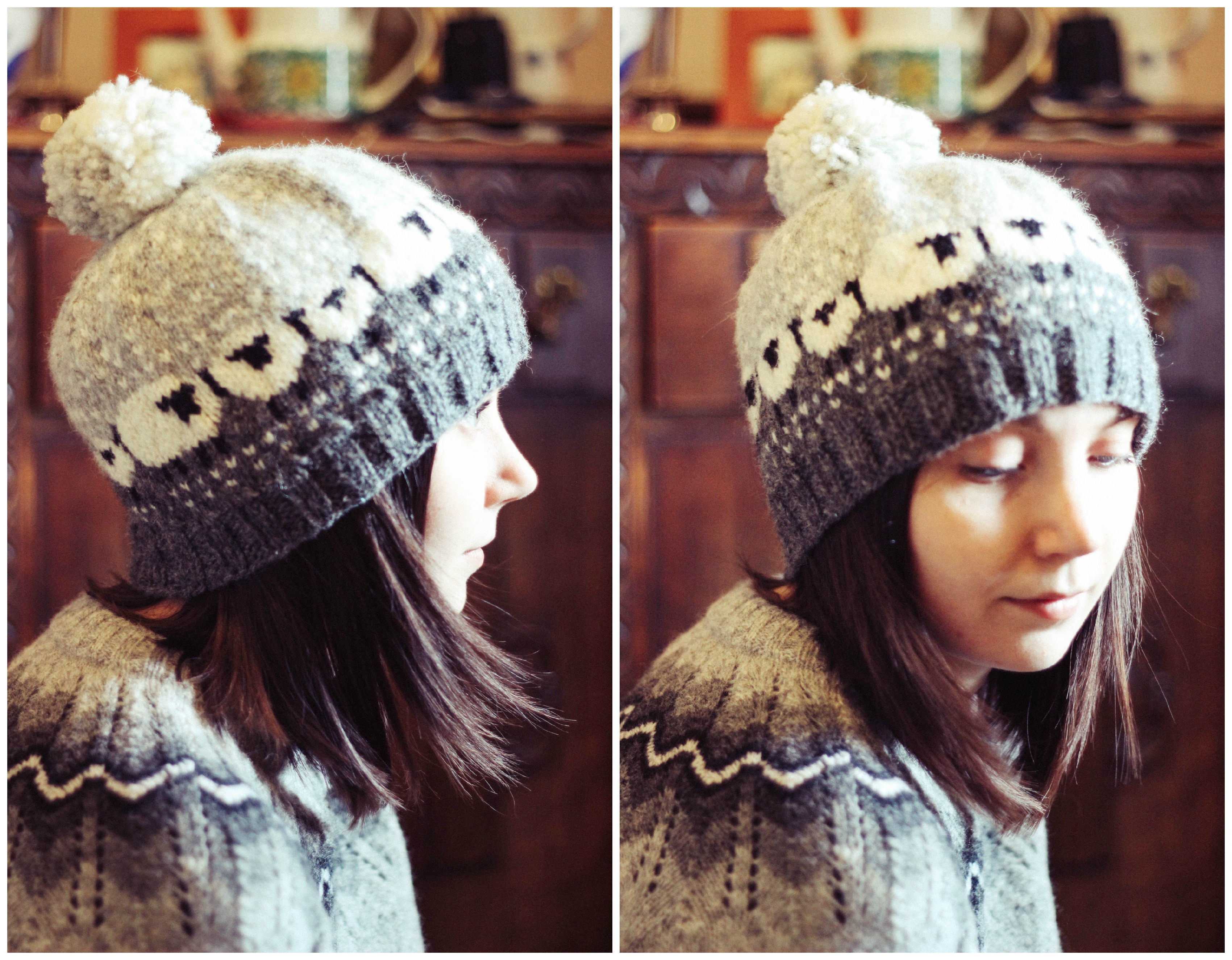 my baa-ble hat – ella gordon
